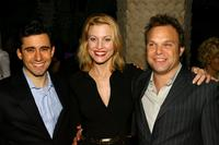 John Lloyd Young, Rachel York and Norbert Leo Butz at the 2nd Annual opening night of