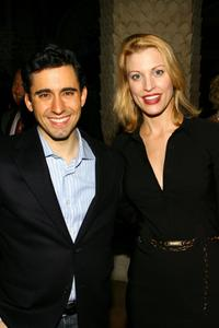 John Lloyd Young and Rachel York at the 2nd Annual opening night of