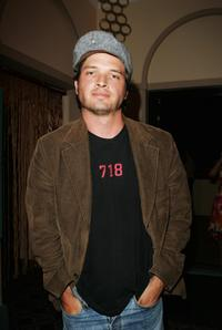 Aden Young at the opening night of the 17th Flickerfest International Film Festival.