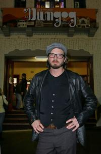 Aden Young at the premiere of