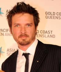 Aden Young at the Asia Pacific Screen Awards 2009.