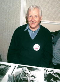 Alan Young at the Hollywood Collectors and Celebrities Show.