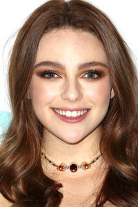 Danielle Rose Russell at the premiere of