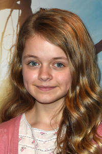 Kylie Rogers  at the Sony Pictures Releasing's 'Miracles From Heaven'  at The London Hotel.
