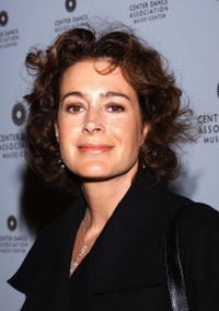 Sean Young at the New York City Ballet Gala.