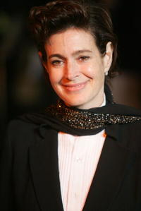 Sean Young at the Vanity Fair Oscar Party.