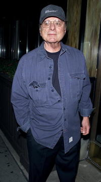 Harris Yulin at the after-party for the opening night of