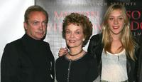 Udo Keir, Grace Zabriskie and Chloe Sevigny at the premiere of