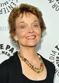 Grace Zabriskie at the PaleyFest09 presentation of