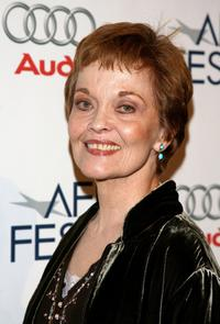 Grace Zabriskie at the Centerpiece Gala screening of
