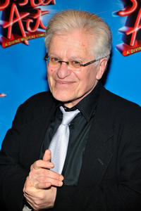 Jerry Zaks at the after party of the Broadway opening night of