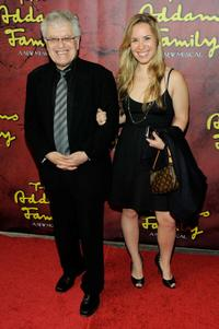 Jerry Zaks and Guest at the Broadway opening of