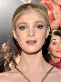 Elena Kampouris at the New York premiere of