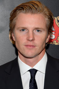 Trent Luckinbill at the New York premiere of