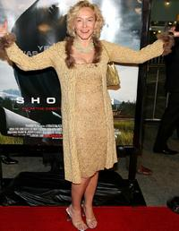 Lenore Zann at the premiere of
