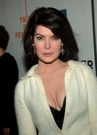 Lara Flynn Boyle at the 5th Annual Tribeca Film Festival, for the premiere of