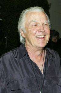 Anthony Zerbe at the after party of the premiere of