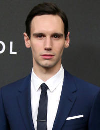 Cory Michael Smith at the New York premiere of