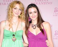 Vanessa Zima and Madeline Zima at the