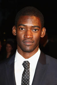 Malachi Kirby at the Premiere of 'My Brother The Devil' during the 56th BFI London Film Festival.