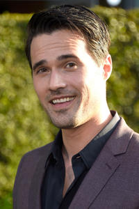 Brett Dalton at the Hollywood premiere of