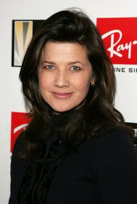 Daphne Zuniga at the Ray Ban Visionary Awards during the 2007 Sundance Film Festival.