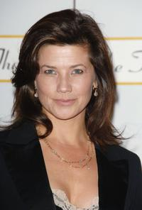 Daphne Zuniga at the 51st Annual Thalians Ball.