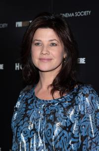 Daphne Zuniga at the premiere of