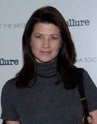 Daphne Zuniga at the screening of