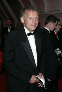 Patrick Poivre D'Arvor at the 59th International Cannes Film Festival Closing Dinner.
