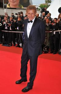 Patrick Poivre D'Arvor at the premiere of