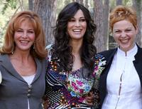 Giuliana de Sio, Manuela Arcuri and Valeria Milillo at the photocall of