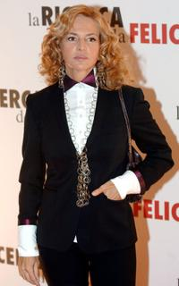 Giuliana de Sio at the premiere of