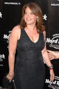 Lorraine Bracco at the Sopranos Swan Song at Hard Rock Live!.