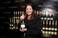 Lorraine Bracco at the Luxury Lounge in honor of the 2008 SAG Awards.