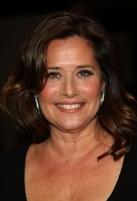 Lorraine Bracco arrives at the 60th annual DGA Awards.