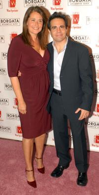 Lorraine Bracco and Mario Cantone at the 3rd Annual Women in Wine.