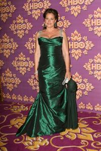 Lorraine Bracco at the HBO Emmy after party.