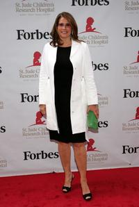 Lorraine Bracco at the St. Jude's Children's Research Hospital Benefit.