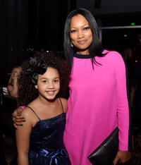 Jillian Estell and Garcelle Beauvais at the California premiere of