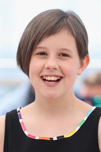 Ruby Barnhill at  'The BFG (Le Bon Gros Geant - Le BGG)' photocall during the 69th annual Cannes Film Festival.