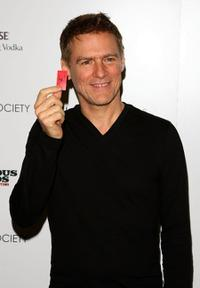 Bryan Adams at the Cinema Society and Hugo Boss screening of