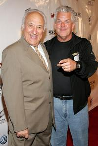 Jerry Adler and Lenny Clarke at the premiere of