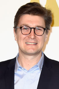 David Rosier at the 87th Annual Academy Awards Nominee Luncheon.