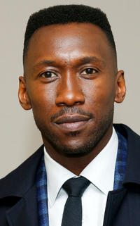 Mahershala Ali at the Academy of Motion Pictures Arts and Sciences official screening of
