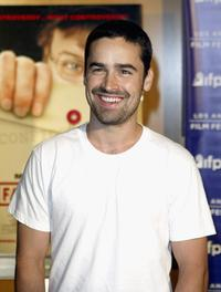 Jesse Bradford at the Los Angeles Film Festival special screening of