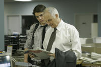 Josh Hartnett and Alan Alda in
