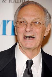 Alan Alda at the Museum Of Television & Radios Annual Gala.