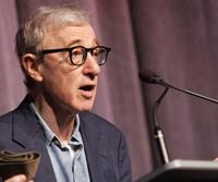 Woody Allen at the Toronto International Film Festival.