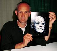 Doug Bradley at the second annual New York Comic And Fantasy Creators Convention.
